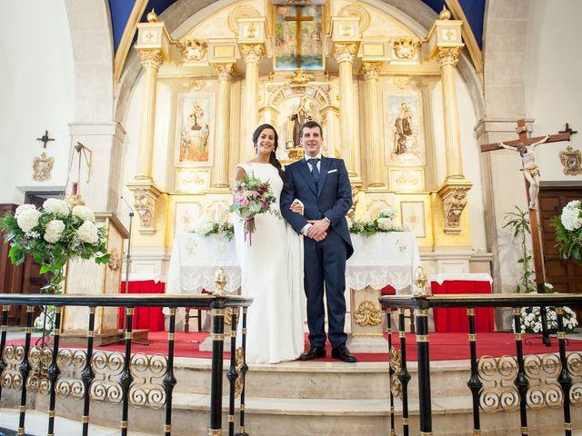 La boda de Javier y Beatriz en Mijares, Cantabria 12