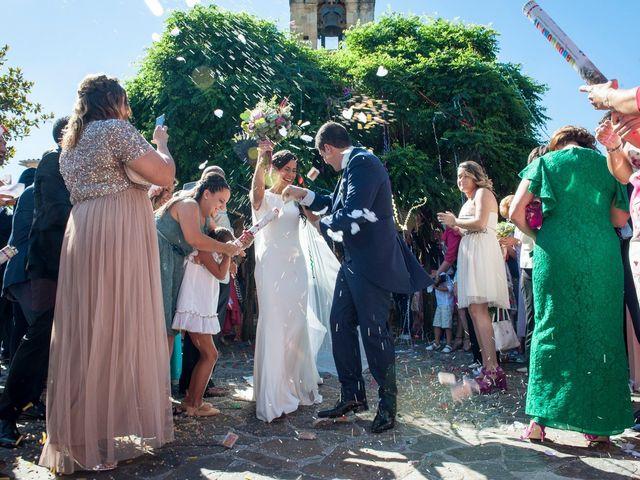 La boda de Javier y Beatriz en Mijares, Cantabria 17