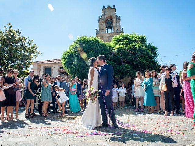 La boda de Javier y Beatriz en Mijares, Cantabria 16