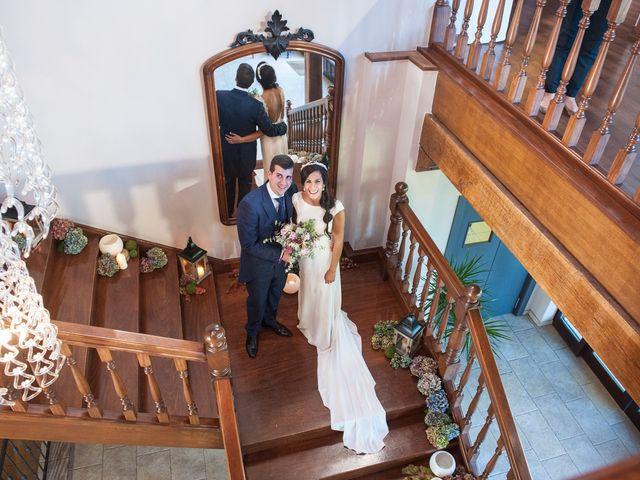 La boda de Javier y Beatriz en Mijares, Cantabria 32