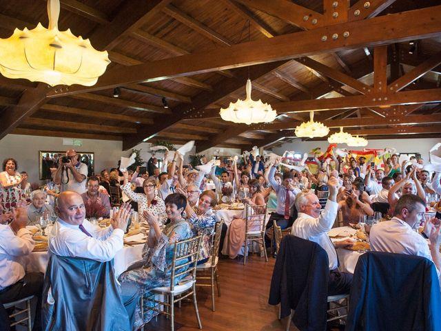 La boda de Javier y Beatriz en Mijares, Cantabria 35