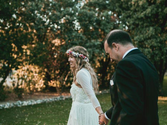 La boda de Blanca y Alberto