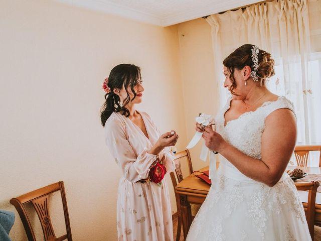 La boda de Raul y Silvia en Villena, Alicante 2