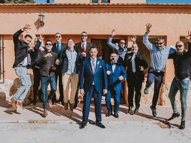 La boda de Raul y Silvia en Villena, Alicante 5