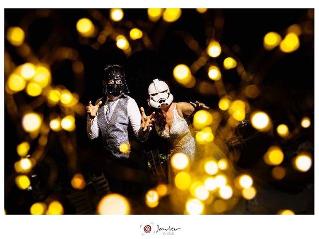 La boda de Luis y Eva en Santomera, Murcia 2