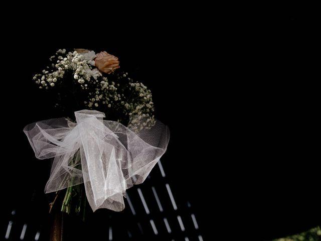 La boda de Eugenio y Ainoa en Llinars Del Valles, Barcelona 1