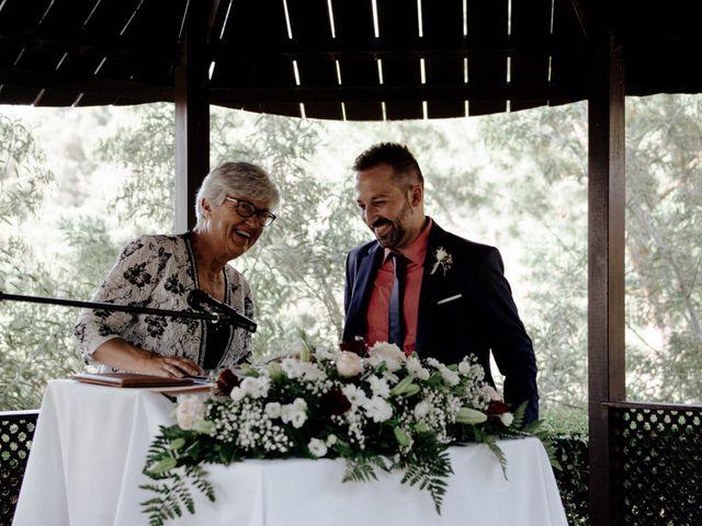 La boda de Eugenio y Ainoa en Llinars Del Valles, Barcelona 4