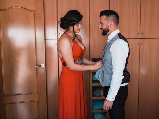 La boda de Eugenio y Ainoa en Llinars Del Valles, Barcelona 6