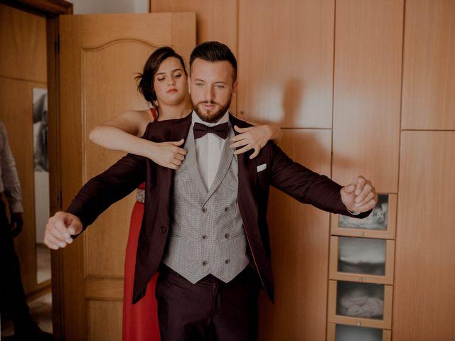 La boda de Eugenio y Ainoa en Llinars Del Valles, Barcelona 7
