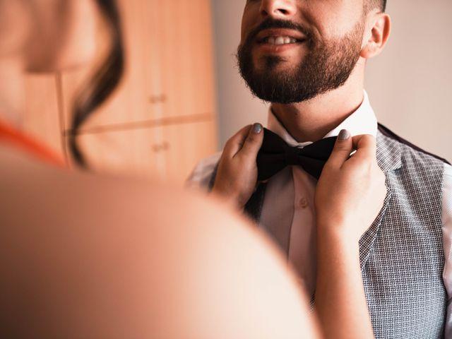 La boda de Eugenio y Ainoa en Llinars Del Valles, Barcelona 10