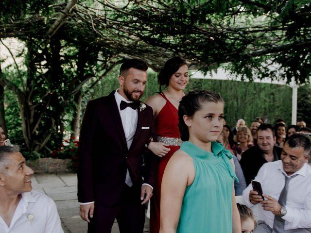 La boda de Eugenio y Ainoa en Llinars Del Valles, Barcelona 13
