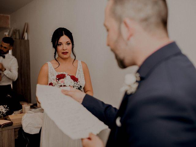 La boda de Eugenio y Ainoa en Llinars Del Valles, Barcelona 18