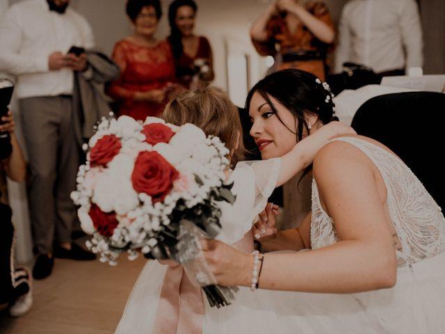 La boda de Eugenio y Ainoa en Llinars Del Valles, Barcelona 19