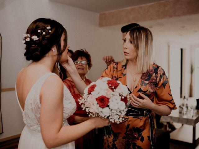 La boda de Eugenio y Ainoa en Llinars Del Valles, Barcelona 20
