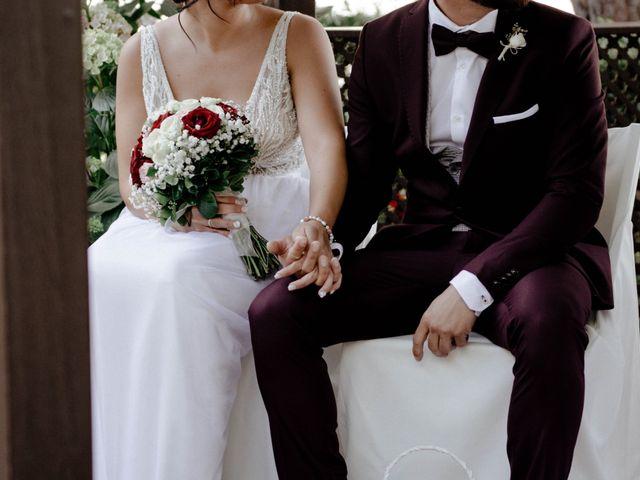 La boda de Eugenio y Ainoa en Llinars Del Valles, Barcelona 21