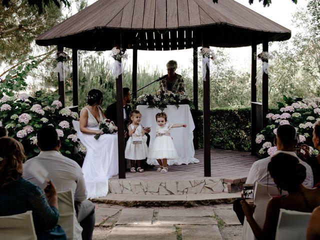 La boda de Eugenio y Ainoa en Llinars Del Valles, Barcelona 22