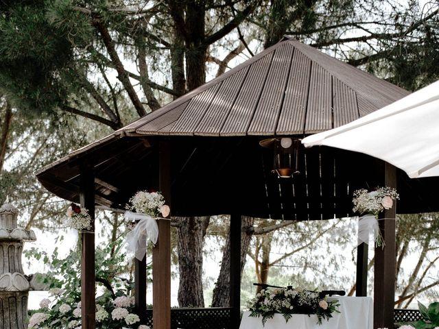 La boda de Eugenio y Ainoa en Llinars Del Valles, Barcelona 24