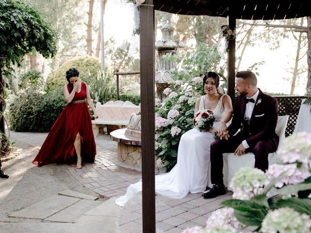 La boda de Eugenio y Ainoa en Llinars Del Valles, Barcelona 25