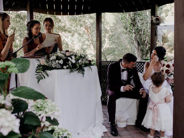 La boda de Eugenio y Ainoa en Llinars Del Valles, Barcelona 27