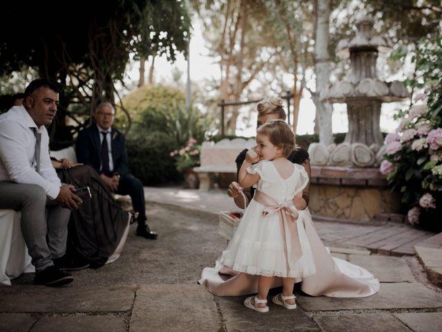 La boda de Eugenio y Ainoa en Llinars Del Valles, Barcelona 28