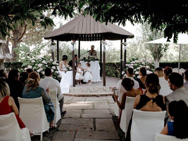 La boda de Eugenio y Ainoa en Llinars Del Valles, Barcelona 29