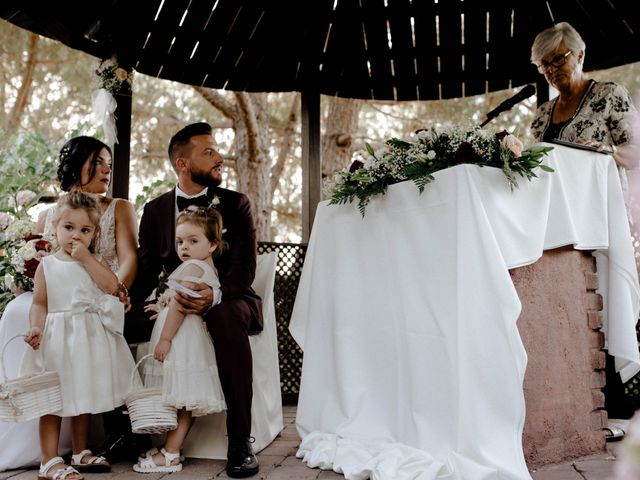 La boda de Eugenio y Ainoa en Llinars Del Valles, Barcelona 34
