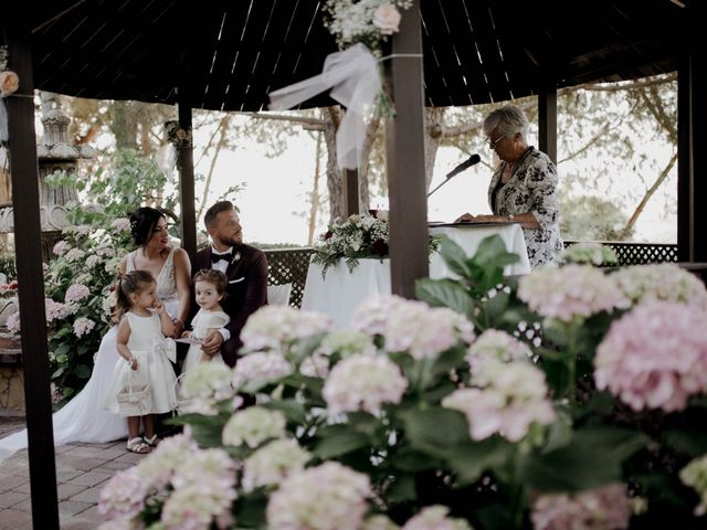 La boda de Eugenio y Ainoa en Llinars Del Valles, Barcelona 35