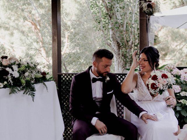 La boda de Eugenio y Ainoa en Llinars Del Valles, Barcelona 36