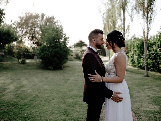 La boda de Eugenio y Ainoa en Llinars Del Valles, Barcelona 39