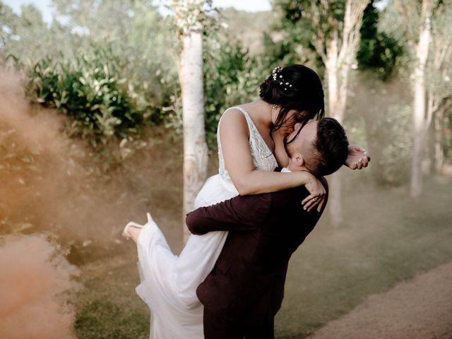 La boda de Eugenio y Ainoa en Llinars Del Valles, Barcelona 40