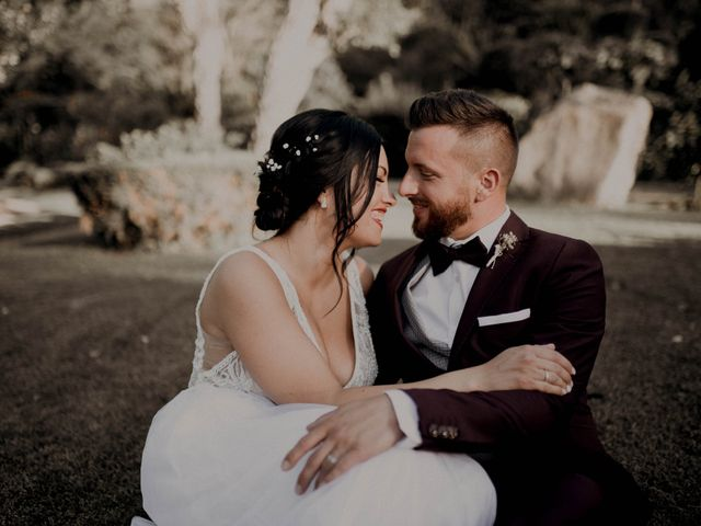 La boda de Eugenio y Ainoa en Llinars Del Valles, Barcelona 44
