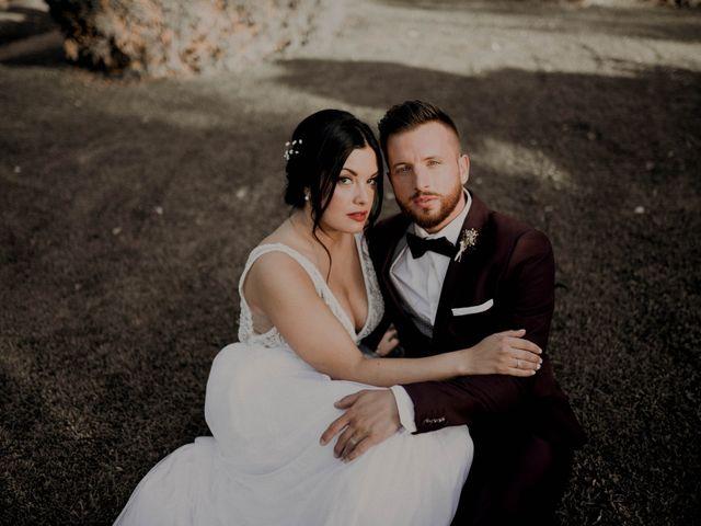 La boda de Eugenio y Ainoa en Llinars Del Valles, Barcelona 45