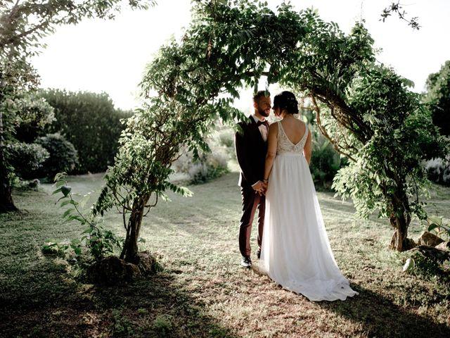 La boda de Eugenio y Ainoa en Llinars Del Valles, Barcelona 51