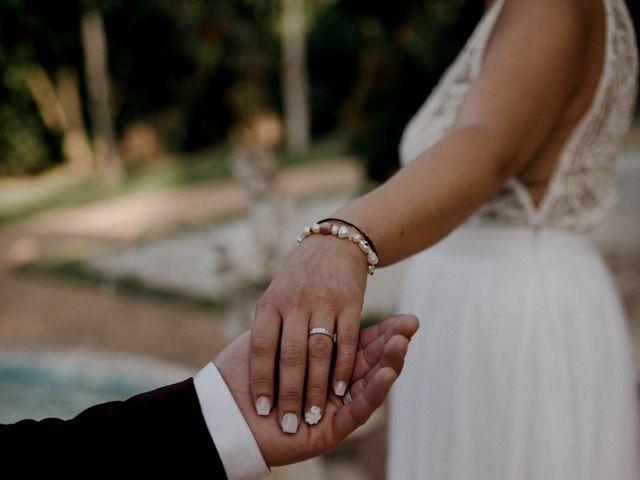 La boda de Eugenio y Ainoa en Llinars Del Valles, Barcelona 54