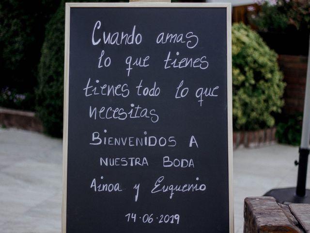 La boda de Eugenio y Ainoa en Llinars Del Valles, Barcelona 58