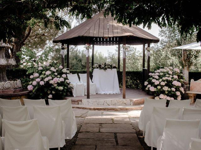 La boda de Eugenio y Ainoa en Llinars Del Valles, Barcelona 63