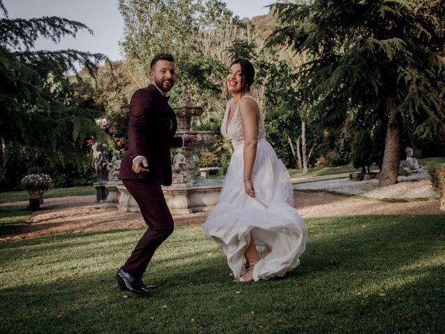 La boda de Eugenio y Ainoa en Llinars Del Valles, Barcelona 71