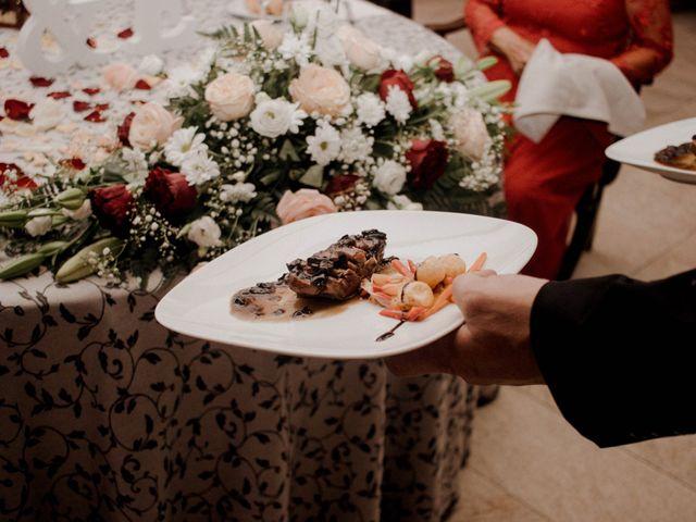 La boda de Eugenio y Ainoa en Llinars Del Valles, Barcelona 82