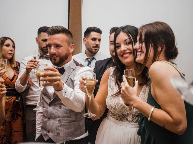 La boda de Eugenio y Ainoa en Llinars Del Valles, Barcelona 85