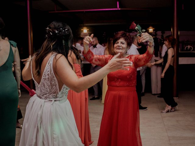 La boda de Eugenio y Ainoa en Llinars Del Valles, Barcelona 92