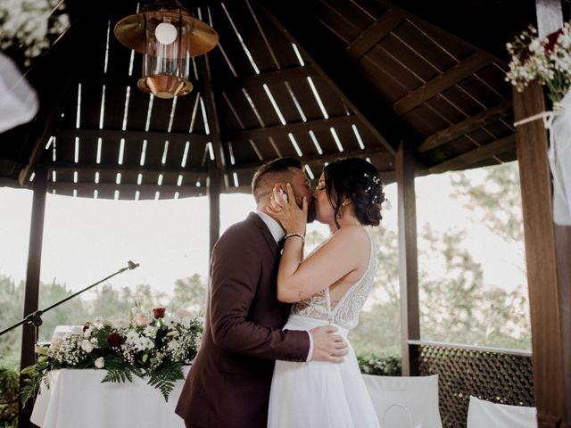 La boda de Ainoa y Eugenio