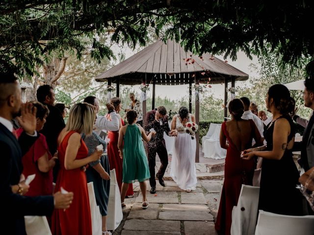 La boda de Eugenio y Ainoa en Llinars Del Valles, Barcelona 103
