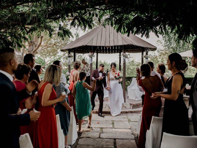 La boda de Eugenio y Ainoa en Llinars Del Valles, Barcelona 104