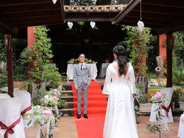 La boda de YONG ZUO  y XUENI DI en Barcelona, Barcelona 5