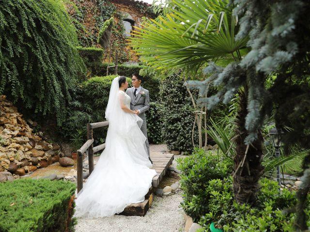 La boda de YONG ZUO  y XUENI DI en Barcelona, Barcelona 7