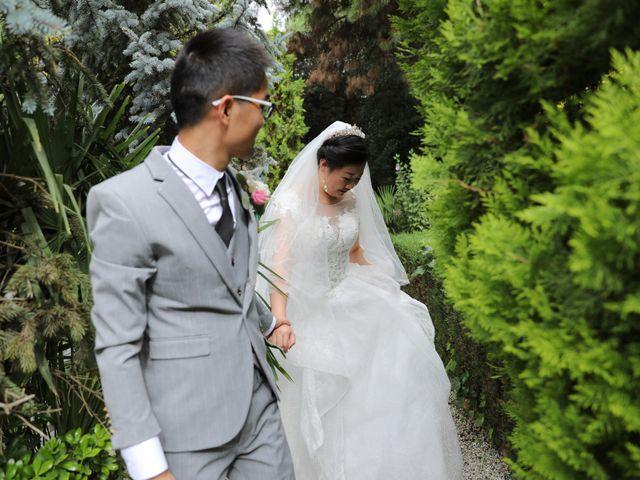 La boda de YONG ZUO  y XUENI DI en Barcelona, Barcelona 8