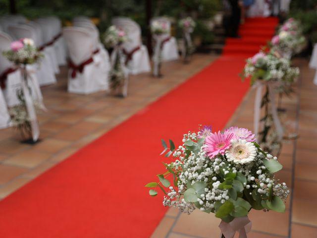 La boda de YONG ZUO  y XUENI DI en Barcelona, Barcelona 14