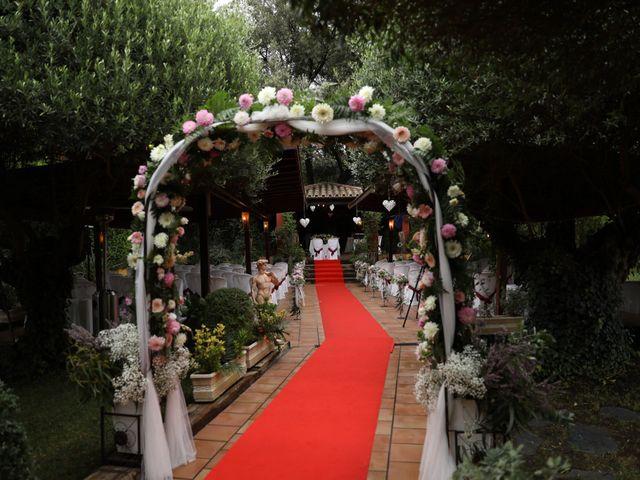 La boda de YONG ZUO  y XUENI DI en Barcelona, Barcelona 15