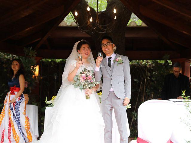 La boda de YONG ZUO  y XUENI DI en Barcelona, Barcelona 18