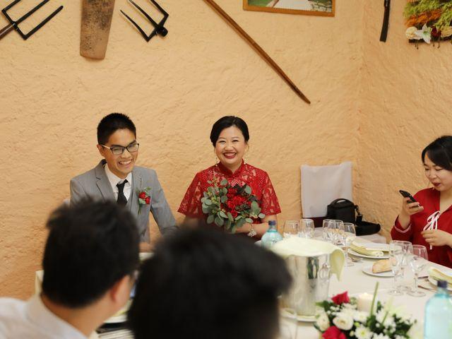 La boda de YONG ZUO  y XUENI DI en Barcelona, Barcelona 21